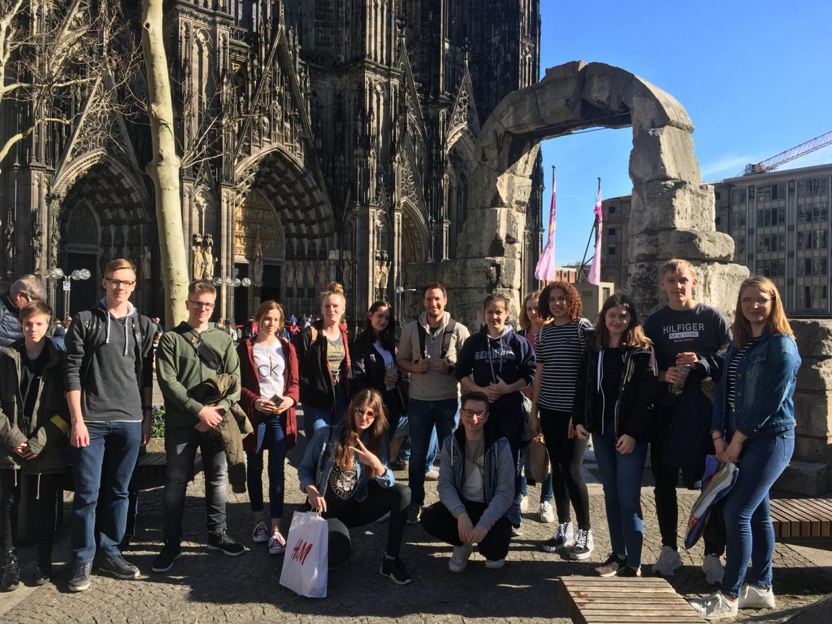 Exkursion ins mittelalterliche Köln