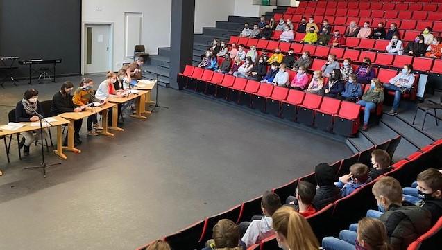 Bundesweiter Vorlesetag an der Gesamtschule Reichshof